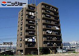 ファミーユ植田東[7階]の外観
