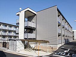 千葉県松戸市松戸新田の賃貸マンションの外観