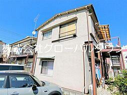 東京都足立区梅島3丁目の賃貸アパートの外観