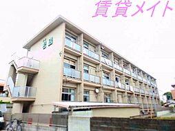 岩渕松鶴[3階]の外観