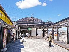 JR常磐線「金町」駅