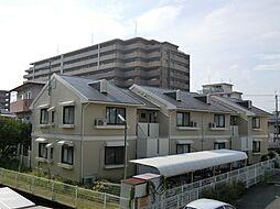 セジュール南茨木[1階]の外観