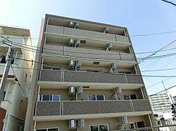 大阪府大阪市旭区太子橋1丁目の賃貸マンションの外観