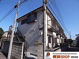 コーポ須藤[206号室]の外観