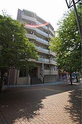 神奈川県横浜市都筑区大丸の賃貸マンションの外観