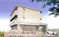 新築ベレオ刈谷駅北[3階]の外観