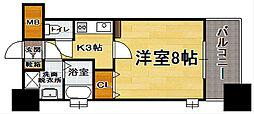 エンクレスト御供所[11階]の間取り
