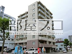 セルベッサ札幌レジデンス[6階]の外観