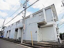 [テラスハウス] 千葉県柏市逆井4丁目 の賃貸【/】の外観