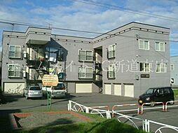 サンシティ篠路[3階]の外観