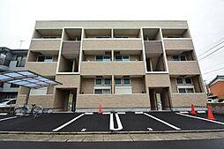 愛知県名古屋市中村区乾出町1丁目の賃貸アパートの外観