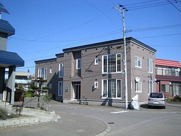 ルミエールオガワ 2階の賃貸【北海道 / 札幌市白石区】