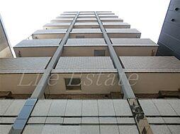 大阪府大阪市中央区松屋町住吉の賃貸マンションの外観