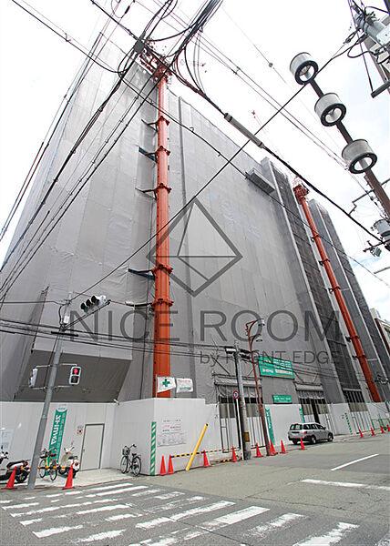 スプランディッド難波元町[11階]の外観