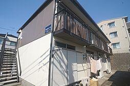 小中台コーポ[1階]の外観