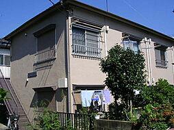 Y'Sアパートメント[1階]の外観