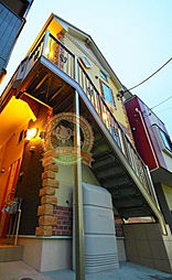 相鉄本線 上星川駅 徒歩8分の賃貸アパート