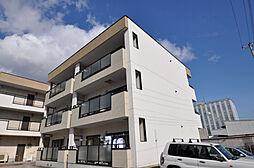 兵庫県姫路市北条宮の町の賃貸マンションの外観
