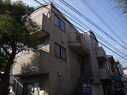 京都府京都市山科区東野狐藪町の賃貸マンションの外観