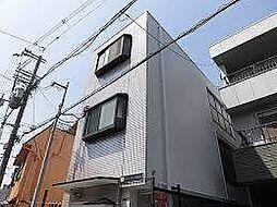 アパートメント東淀川VII[2階]の外観