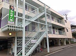 神奈川県横浜市神奈川区上反町2の賃貸マンションの外観