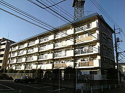 みのりハイツ1号棟[301号室]の外観