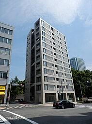 Ti-HIGASHIAZABU ティー東麻布[8階]の外観