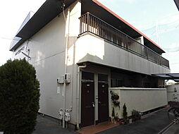 ハイツワタナベ1[east号室]の外観