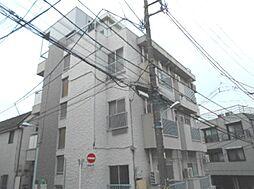 東京都板橋区若木2の賃貸マンションの外観