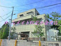 東京都西東京市田無町4丁目の賃貸マンションの外観
