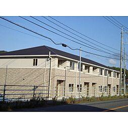 山口県下関市松屋本町2丁目の賃貸アパートの外観
