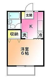 セーフティゾーン[1階]の間取り