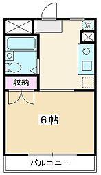 ミラ21[103号室]の間取り
