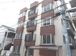 ロータリーマンション中町[4階]の外観