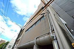 広島県広島市中区広瀬町の賃貸マンションの外観