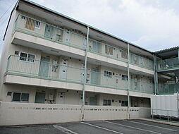 大阪府寝屋川市中木田町の賃貸マンションの外観
