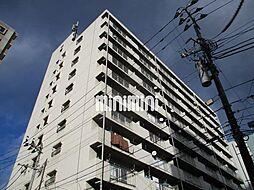 亀兵ビル[8階]の外観