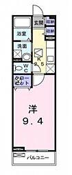 ファインヨコハマ[104号室号室]の間取り