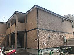 大阪府大阪市住之江区安立2丁目の賃貸アパートの外観