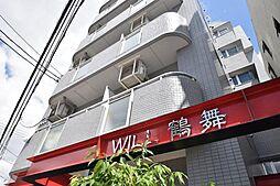 WILL鶴舞[4階]の外観