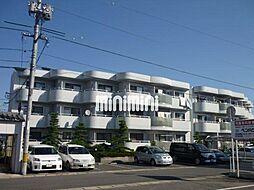岡山県岡山市北区今8の賃貸マンションの外観