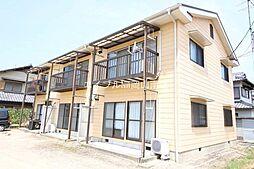 田口コーポII[2階]の外観