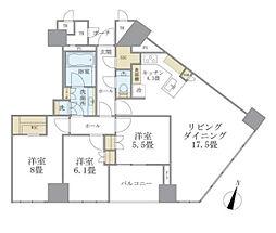 半蔵門駅 55.0万円