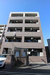 福岡県福岡市城南区梅林1丁目の賃貸マンションの外観