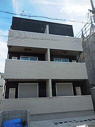 メゾン・アルテミス尼崎[1階]の外観