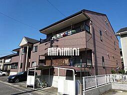 愛知県日進市香久山3丁目の賃貸マンションの外観