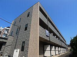 アンプルールフェールヒルサイドステージ[2階]の外観