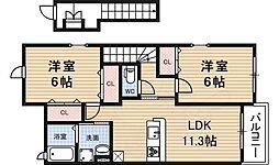 木津駅 6.1万円