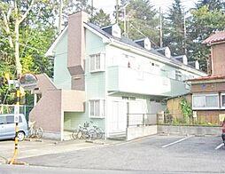 千葉県千葉市花見川区柏井町の賃貸アパートの外観