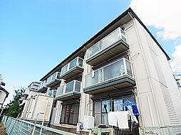 吉野ハイツ(馬橋)[1階]の外観